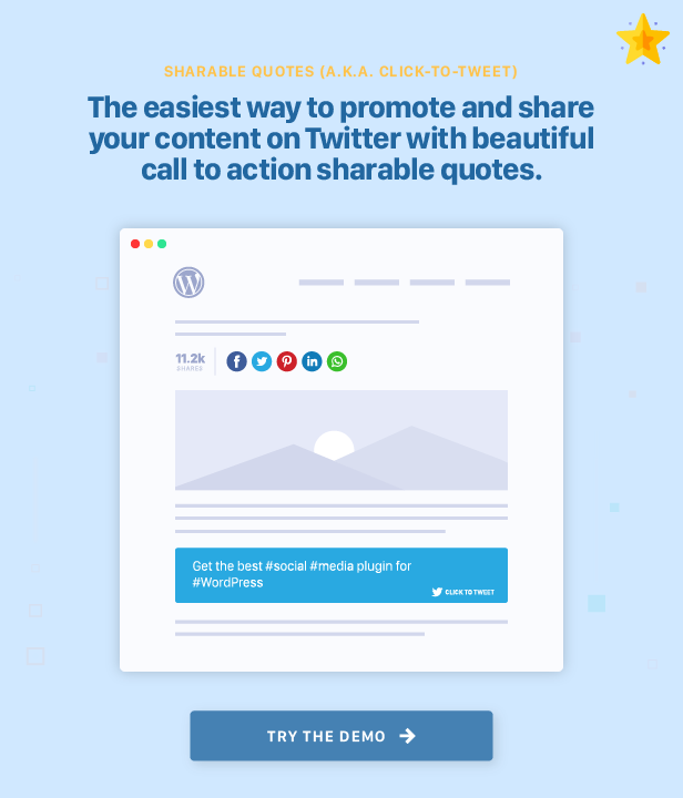 Easy Social Share Buttons for WordPress 15