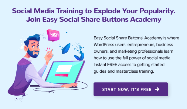 Easy Social Share Buttons for WordPress 8